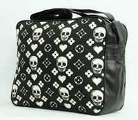 Black-white squared bag Bag