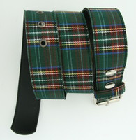 Scotch green mix belt