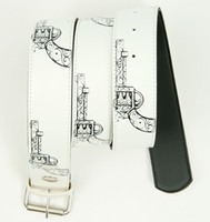 Gun white mix belt