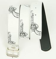 Gun white mix belt