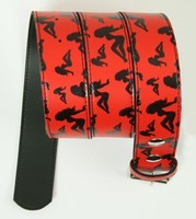 Lady red mix belt