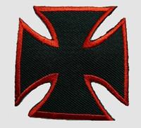 Herocross plain black-red things of the world