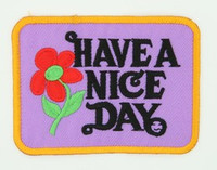 Have a nice day things of the world