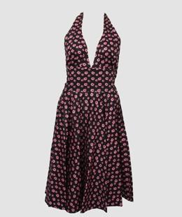 Kiss pink marilyn dress