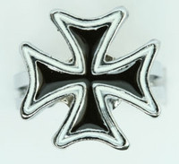 Herocross black mix ring
