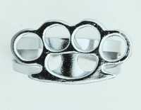 Punch silver mix ring