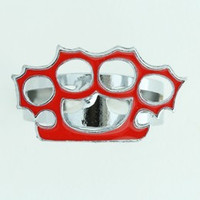 Punch red mix ring