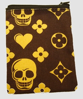 Brown coin bag Bag