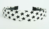 Star white-black M medium cotton