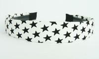 Star white-black M medium cotton
