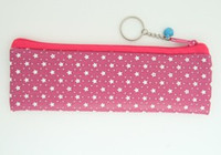 Star D pink pencil bag Bag