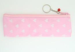 Heart L pink pencil bag Bag