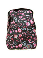 Heart peace mix rucksack