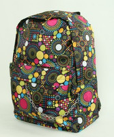 Dot retro mix rucksack