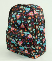 Heart blue mix rucksack
