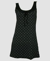 Star dot fashion dress