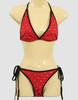3D 2 color red nikini lady