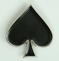 Ace of spades big buckle