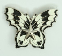 Butterfly medium buckle