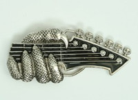 Guitar hand medium buckle