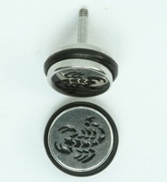 Scorpion big S&M fake piercing