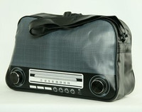 Radio black Xlarge bag Bag