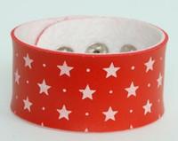 Star red-white big stripes & checker