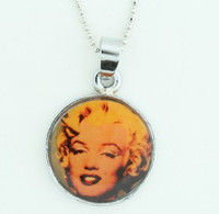 Marilyn mix necklace