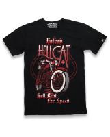 Hellbound biker hotrod hellcat