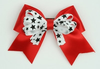 Star red / white-black star cute clean