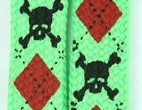 Skull scotch green skull color skull