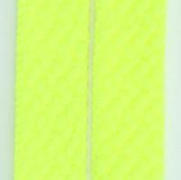Plain yellow mix shoelace