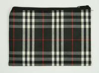Scotch black mix cosmetic bag
