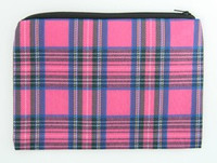 Scotch pink mix cosmetic bag