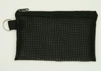 Stripe TRV black mix cosmetic bag