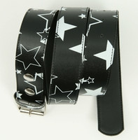 Stars black-white stars belt
