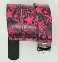 Multistar pink stars belt
