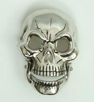 Skull moving medium buckle
