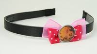 Pink / marilyn dark pink bow & mix