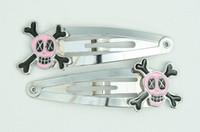 Skull cross eye pink skull special