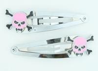Skull tooth pink skull special