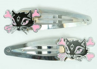 Cat bone black-pink animal special
