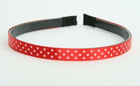 Dot red small tiara