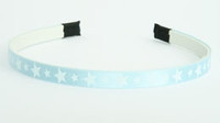 Star BS blue-white small tiara