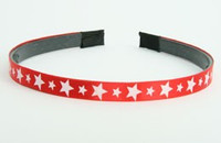 Star BS red-white small tiara