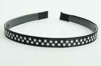 Star small Black-white small tiara