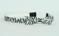 Zebra black big tiara