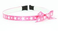 Star BS D pink-white big Tiara