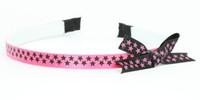 Star small pink-Bl / Bl-pink big tiara