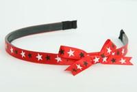Star BS red-white-black big tiara